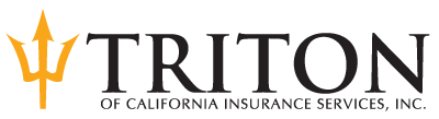 Triton of California Insurance Services, Inc. Logo